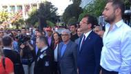 Ekrem İmamoğlu İBB çalışanlarının 1 Mayıs'ını kutladı