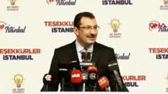 AKP'li Yavuz aradaki oy farkını söylemek istemedi