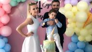 Oğlunun doğum gününde eski eşiyle bir araya gelen Ece Erken'i takipçisi çıldırttı