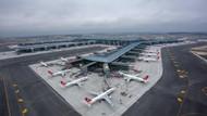 İstanbul Havalimanı'nda bugün 103 bin yolcu THY ile uçacak