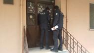 Polis Büyükçekmece'de kapı kapı seçmen kontrolü yapıyor