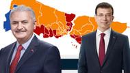 Ekrem İmamoğlu Binali Yıldırım'a 500 bin oy fark atabilir