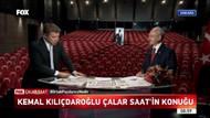 Kemal Kılıçdaroğlu FOX TV'de canlı yayında: Bizim rakibimiz artık YSK'dır