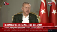 Gençler Erdoğan'a sordu: İstanbul'u kazansaydınız itiraz edecek miydiniz?