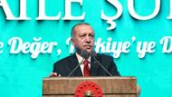 Erdoğan: Boşanmanın adeta teşvik edildiği sancılı bir süreçle karşı karşıyayız