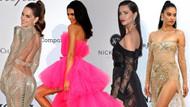 72. Cannes Film Festivali'ne amfAR kırmızı halısı damga vurdu