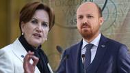 Bilal Erdoğan'dan Meral Akşener'e: Kendimizi zor tutuyoruz