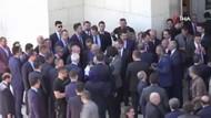 Erdoğan Çamlıca Cami'nde binlerle saf tuttu