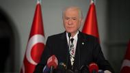 Devlet Bahçeli: Parti olarak İstanbul'da seçimin yenilenmesinden yanayız