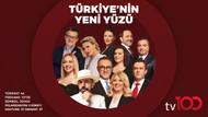 TV100 yayın akışı açıklandı: Hangi programı kim sunuyor?