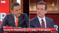 Ekrem İmamoğlu Fatih Portakal'a çıktı Reyting rekoru kırıldı