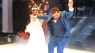 Eser Yenenler ve Berfu Yıldız'ın düğün dansı olay oldu