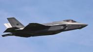 Pentagon: Türk pilotların F-35 eğitimleri sonlandırıldı