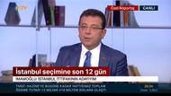 İmamoğlu'dan Sabah yazarına tarihi ayar: Sizin grubun AKP ile ilişkisinin milyonda biri kadar..