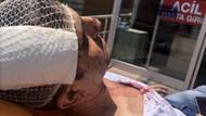 Türk askerine eşek diyen Akitçi Murat Alan'ı sopalarla dövdüler