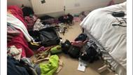 Kızının kirli çamaşırlarını paylaşan BBC sunucusuna tepki yağdı