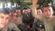 Askerlerden skandal bir Sedat Peker videosu daha