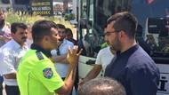 Antakya'dan İmamoğlu için oy kullanmaya geleceklerin otobüsüne polis engeli iddiası