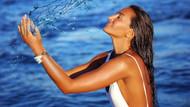 Eda Taşpınar'dan cesur bikini seçimi!