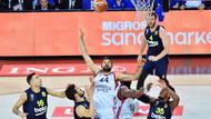 Basketbol federasyonundan Fenerbahçe'ye ağır ceza!
