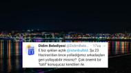 Tatil beldelerinden seçim sonrasında İstanbullulara dönün çağrısı