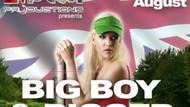 Golf turnuvası tepki çekti: 30 çok seksi ve çıplak kadın ile 300 litre bedava içki vaadi