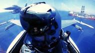 Yunanistan Türk pilotun selfiesini konuşuyor