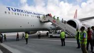 Kuş çarpan THY uçağı İstanbul'a geri döndü!