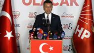 Ekrem İmamoğlu'ndan İBB'deki istifalar sonrası ilk açıklama