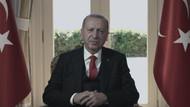Erdoğan'dan bayram mesajı: İnsanlığın umudu Türkiye
