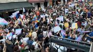 İstanbul'da Onur Yürüyüşü'ne polisten sert müdahale
