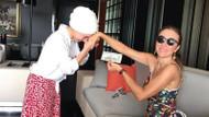 Turizm Bakanı'nın eşi Pervin Ersoy'un 100 dolar pozu sosyal medyayı salladı