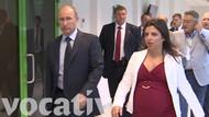 Muhalif aktivistin soruları Sputnik yayın yönetmeni Margarita Simonyan'ı hastanelik etmiş