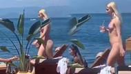Bikinili görüntüsü olay olan Aleyna Tilki: Zayıf ya da kalın değilim..
