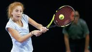 Milli tenisçi Berfu Cengiz çiftlerde şampiyon oldu