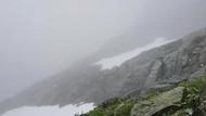 Kaçkarlar'a Haziran'ın son gününde kar sürprizi!