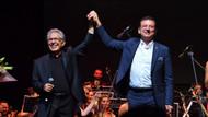 Ekrem İmamoğlu, Livaneli konserinde