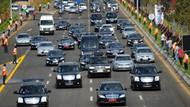Erdoğan'dan bir ilk: Esenboğa'ya giderken trafik, araç geçişine kapatılmamış