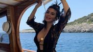 Ebru Polat'tan takipçisine: Sen plaja şalvarla mı gidiyorsun?