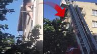İnternetten tanışıp evine gitti, iki erkek daha çıkınca balkona kaçtı