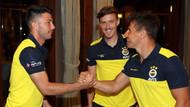 Fenerbahçe'de Emre Belözoğlu idmana çıktı