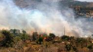 Bodrum'da başlayan yangın yerleşim yerlerini tehdit ediyor