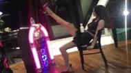 Burcu Kıratlı ve Sinan Akçıl'dan sürpriz sonlu Bottle Cap Challenge videosu