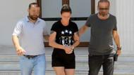 Hırsızlıktan aranan kadın plajda güneşlenirken yakalandı