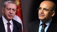 Erdoğan Mehmet Şimşek'le görüşüp ne teklif etti?