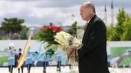 Cumhurbaşkanlığı Sarayı'nda 15 Temmuz şehitlerini anma töreni