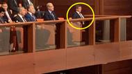 Davutoğlu 15 Temmuz Özel Oturumunu böyle izledi!