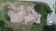 Kocaeli'de skandal olay! Tarihi binayı yerle bir ettiler