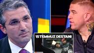 Gökhan Özoğuz'dan Nedim Şener'e Ömer Halisdemir afişiyle cevap!