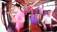 Kocaeli'de otobüsten düşen kızın görüntülerindeki kafa karıştıran detay